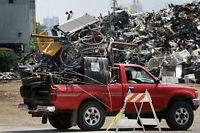 St Thomas Scrap Metal removal!