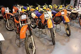 Wanted: cheap or not running VMX, VINDURO, MX or road bikes