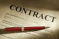 CONTRACTS AND AGREEMENTS - PAYMENT PLANS