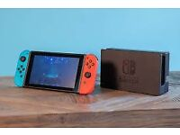NINTENDO SWITCH CONSOLE 32GB
