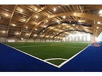 Mature Players needed for 7 aside Indoor football team, friendly training