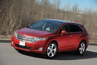2010 Toyota Venza Premium Package V6 with only 35K and warranty