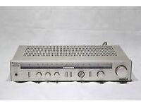 HITACHI SR-2001 VINTAGE 1982 AM/FM STEREO RECEIVER - Phono Input