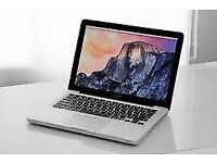 Macbook Pro 2012 , 13 inch - i5 - 4GB -500GB . Final cut , Logic Pro , Office