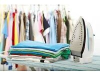 Looking for: Laundry & Ironing - per basket or total