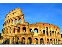 Latin and Italian tuition - Italian native speaker