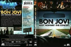 Bon Jovi Lost Highway: The Concert DVD For Sale Oakville / Halton Region Toronto (GTA) image 1