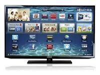 """Brand new 32""""Samsung smart TV selling it for £220 price is negotiable and need quick sale."""