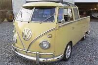 1967 Volkswagen Bus/Vanagon Minivan, Van