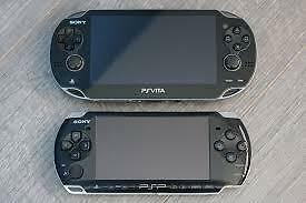 Sony PSP systems starting at $59 PSP VITA starting at $119