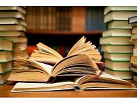 Experienced English Teacher and SQA Marker available for Tutoring
