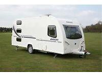 Orion bailey 450/5 2011, £8,500