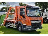 Class 2 HGV Driver Required - Buchanan Skip Hire Ltd.