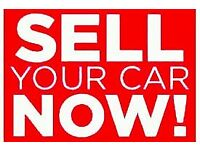 SCRAP TODAY ££ DVLA CASH BUYER / SAME DAY COLLECTION ALL CARS & VANS WANTED ANY AGE / CONDITION