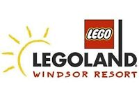 4x Legoland Windsor Valid on Wednesday 19th October 2016 Only