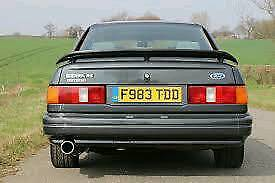 WANTED FORD SIERRA SAPPHIRE RS COSWORTH 2WD OR 4X4 REAR WHEEL DRIVE COSSIE COZZY ESCORT RS TURBO