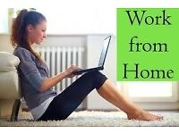 Earn £150 - £550 Per Week From Home