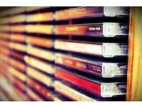 Any old CD's/DVD's lying around?
