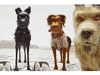 Ticket for Isle of Dogs - dog friendly Cameo screening Sunday