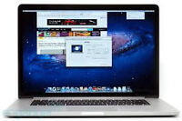 "Apple Macbook Pro 15.4"" 649$"