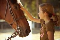 Safe riding lessons