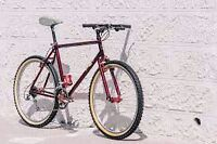 Looking for a vintage mountain bike