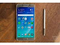 Samsung galaxy note 5 UNLOCK