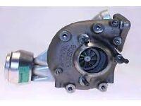 Turbocharger TURBO 715224 AUDI A8 AKF UI 225PS 3.3