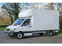 Man and Van Hire House Office Moving and Storage Rubbish Removal Piano Furniture Delivery Assembley