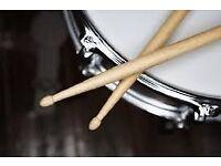 Exp Mature Drummer seeks active Band - Covers & or originals ?