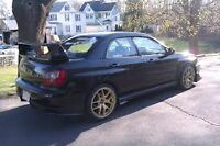Looking for 02-07 wrx/sti parts