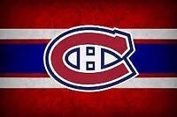 Pair of tickets Montreal Canadiens vs Tampa February 9