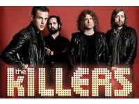 2 X KILLERS TICKETS