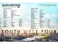 Sw4 Sunday Festival tickets - £120 each /£220 for 2