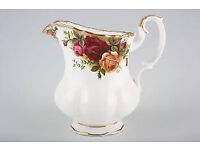 Royal Albert 'Old Country Roses' Milkjug