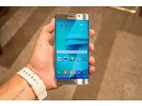 Samsung galaxy s6 edge plus mint condition