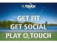 New O2 touch venue in Medway looking for players of all ages and abilities