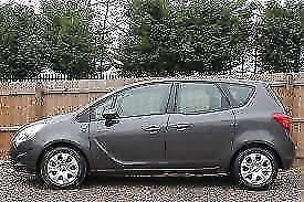 Vauxhall/Opel Meriva 1.4i 16v ( 100ps ) ( a/c ) Energy MPV 5 Door Hatch Back