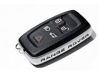 Range Rover Key keyless cut and coded to your car - free programming