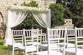 Furniture rental service party hire chair and table hire