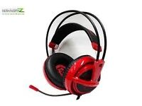 siberia v2 steelseries headset msi edition