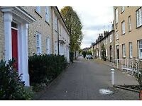 CENTRAL CAMBRIDGE Smart 2 double bed town house Willow walk + secure Parking garden