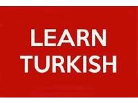 Turkish Lessons in Manchester from an experienced native Turkish Tutor
