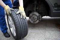 $20 Tire Change-over