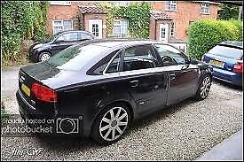 Audi A4 b7 1.9 tdi s line breaking parts black