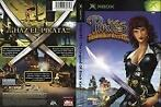Pirates - The legend of Black Kat (xbox used game)