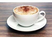 Coffee Shop Assitant Vacancy