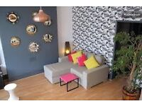 Lovely bright 1 bed flat in kemp town with sea views