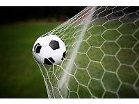 Indoor football,Thursdays - 5/6 a side