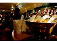 Waiter/Waitress wanted for Iconic Wine Bar in Leicester Sq - Good Pay - Immediate Start